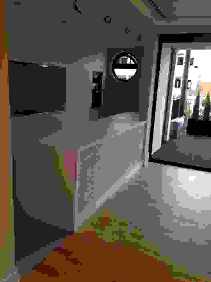 T3 Lisbon Luxury Apartment Cozinhas modernas por EU LISBOA Moderno