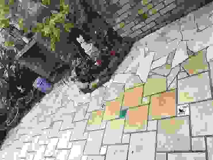 Asiatischer Garten von 庭園空間ラボ teienkuukan Labo Asiatisch