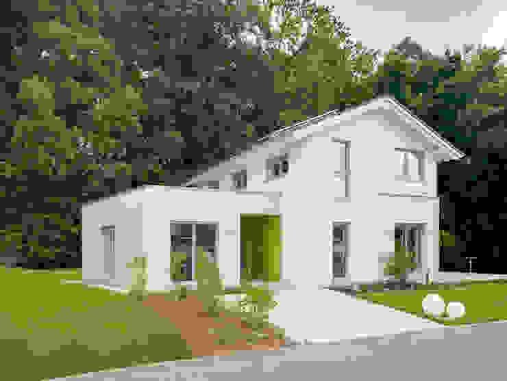 Musterhaus Bad Vilbel Modern houses by Skapetze Lichtmacher Modern