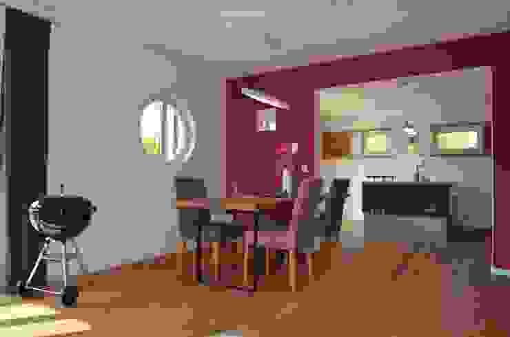 Столовые комнаты в . Автор – Licht-Design Skapetze GmbH & Co. KG