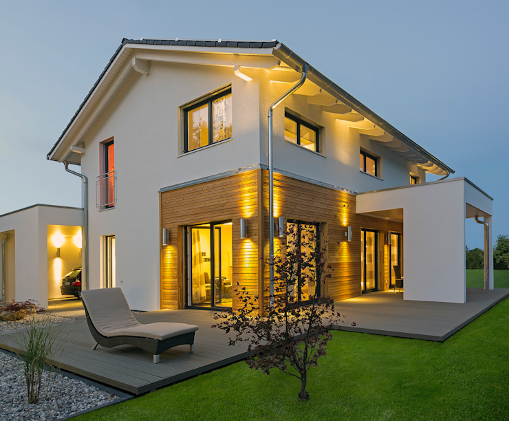 Houses by Licht-Design Skapetze GmbH & Co. KG,