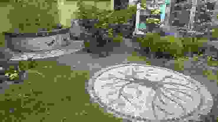 Jardines de estilo ecléctico de Neues Gartendesign by Wentzel Ecléctico