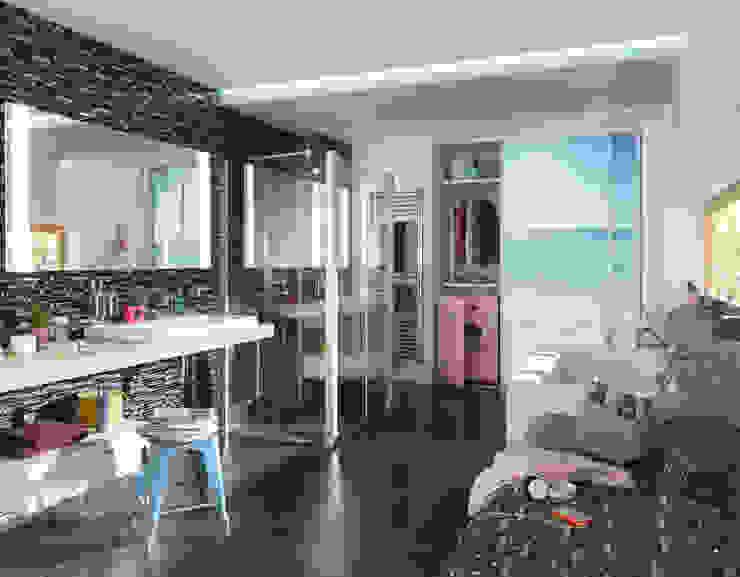 Casas de banho modernas por Elfa Deutschland GmbH Moderno MDF