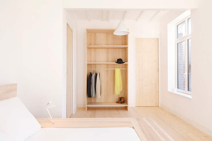 Bedroom by Atelier Bees,