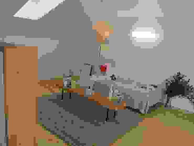 루트주택 15호 스칸디나비아 거실 by 루트 주택 북유럽