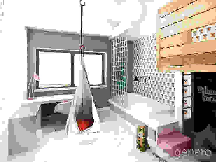 Modern nursery/kids room by GENERO Modern