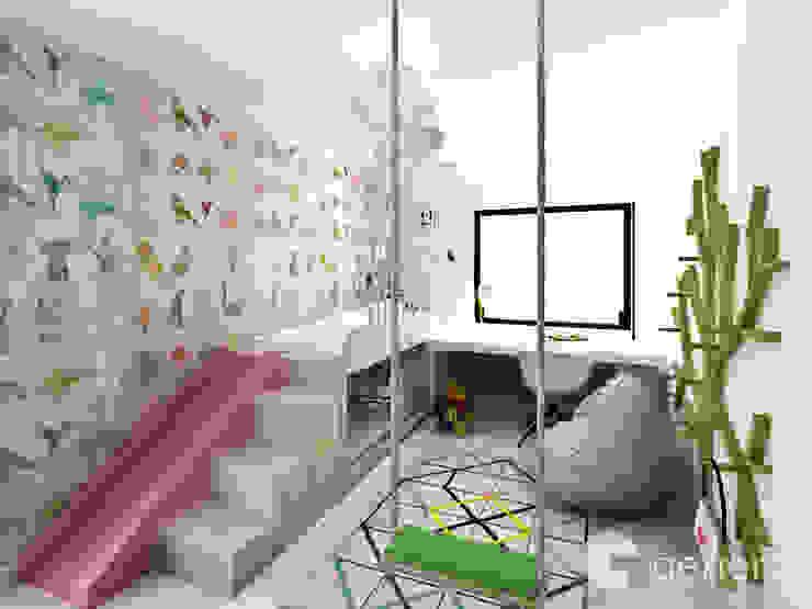 غرفة الاطفال تنفيذ GENERO
