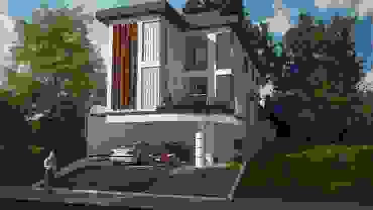 Casa Rezende - P0506_CTP Casas modernas por coutinho.adriano Moderno Concreto reforçado