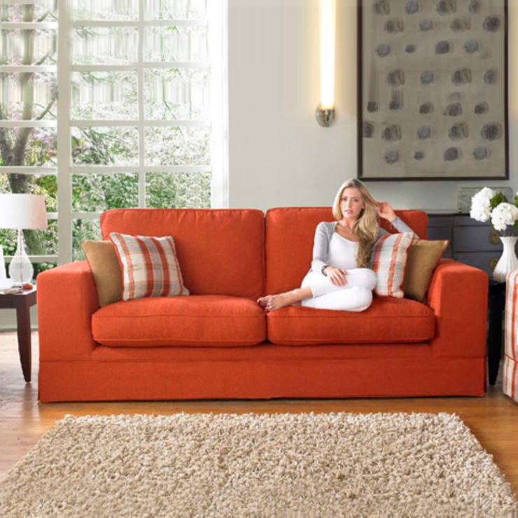 modern  by rosario sofas, Modern Solid Wood Multicolored