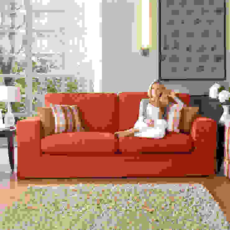 rosario sofas Living roomSofas & armchairs Solid Wood Orange