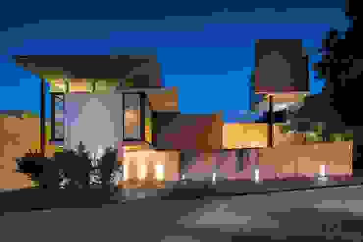 Casa Ticoman / Vidal Arquitectos Casas minimalistas de Idea Cubica Minimalista