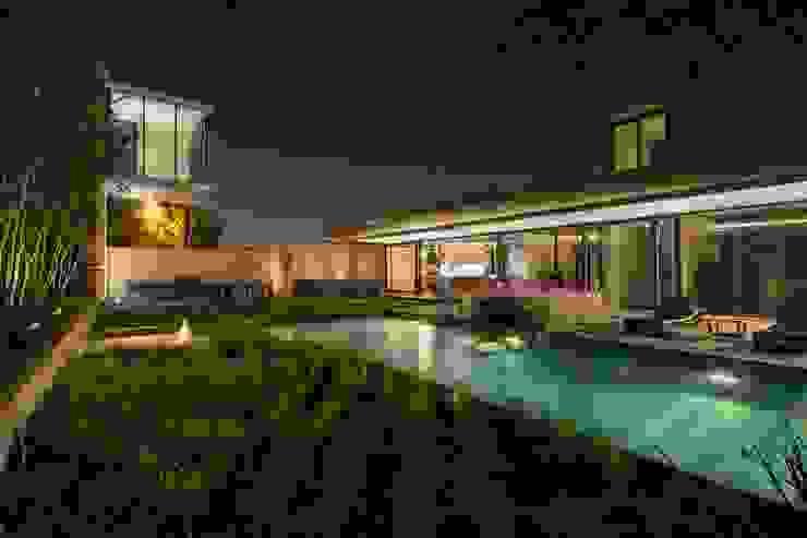 Casa Ticoman Casas minimalistas de Idea Cubica Minimalista