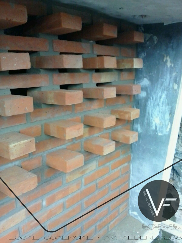 by VF ESTUDIO Modern Bricks