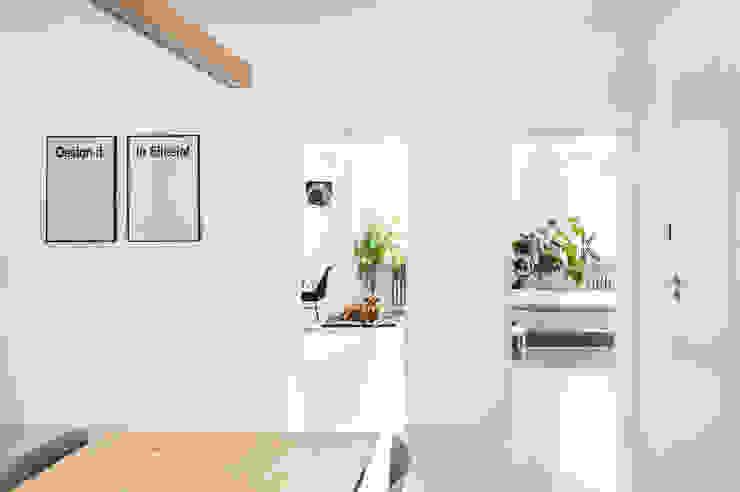 Comedores de estilo minimalista de Joanna Kubieniec Minimalista