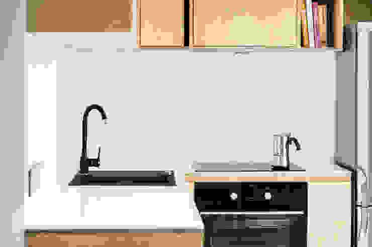 Cocinas de estilo minimalista de Joanna Kubieniec Minimalista