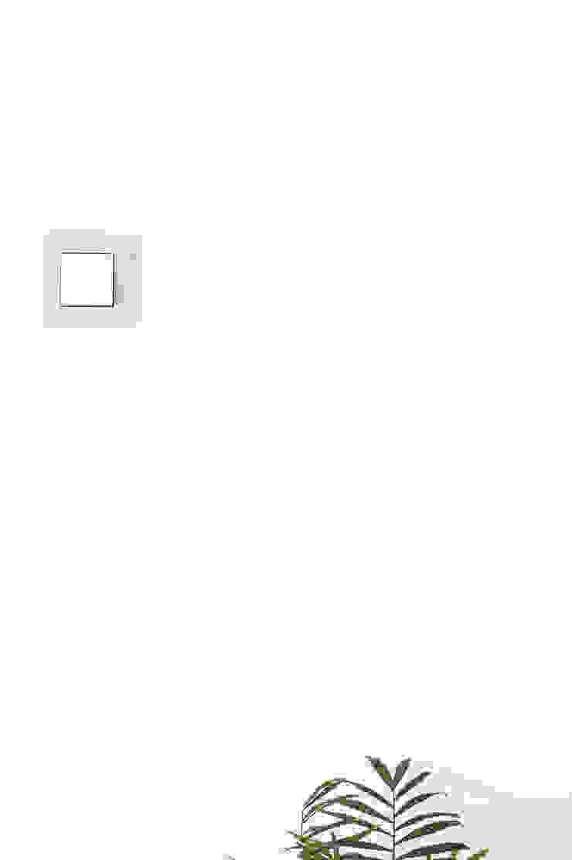 Salas de estilo minimalista de Joanna Kubieniec Minimalista
