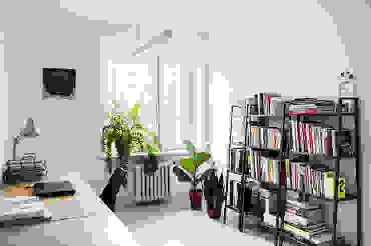 Joanna Kubieniec Minimalistische Arbeitszimmer