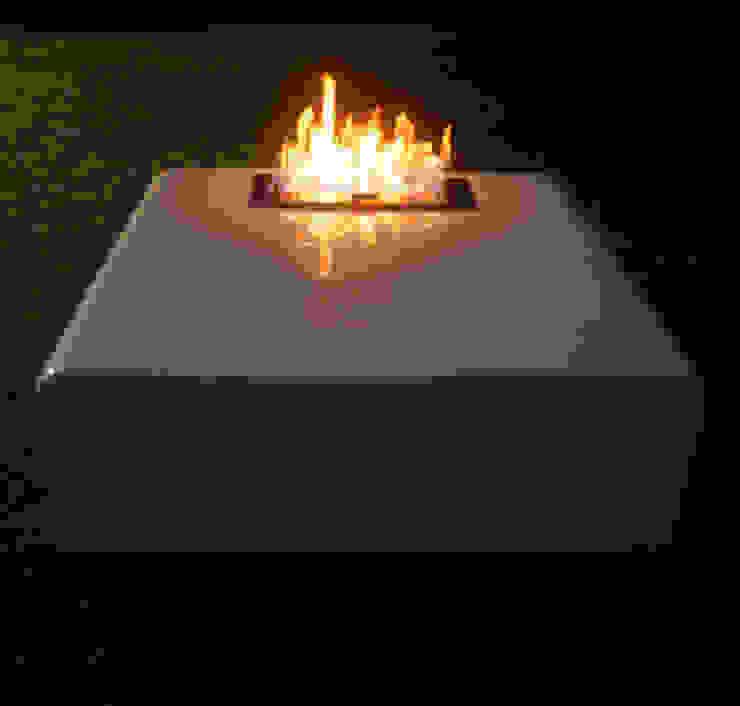 Firebox - Mesa/Chimenea para Bioetanol de MÖGEN OUTDOOR Moderno
