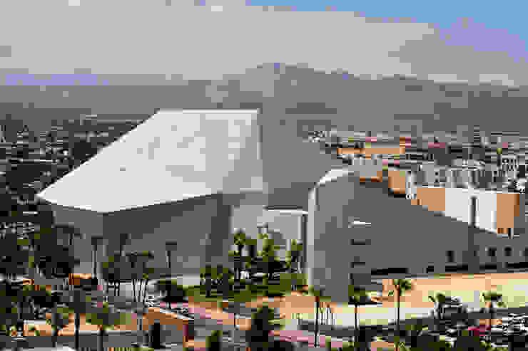 Pabellón Cultural de la República Casas modernas de Serrano Monjaraz Arquitectos Moderno