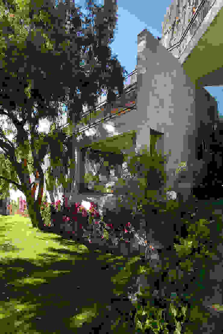 Modern Garden by Serrano Monjaraz Arquitectos Modern