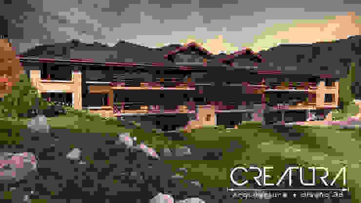 Galeria 2 Casas clásicas de Creatura Renders Clásico