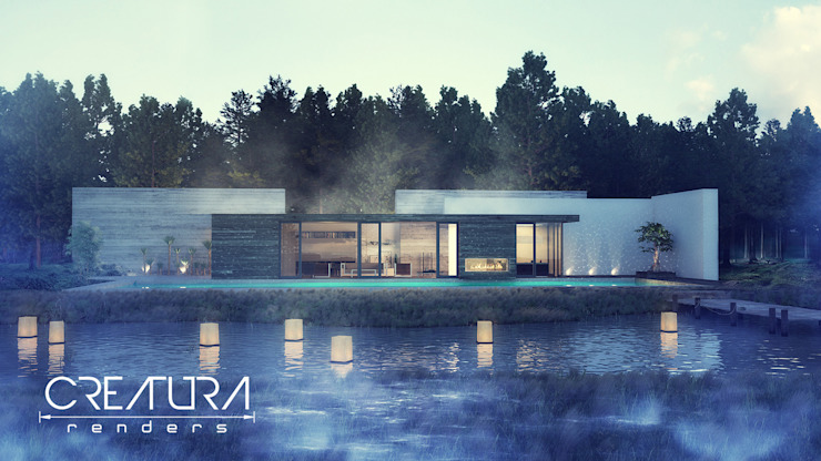 by Creatura Renders Minimalist