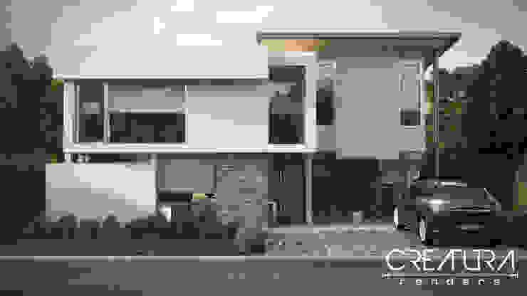 Modern Houses by Creatura Renders Modern