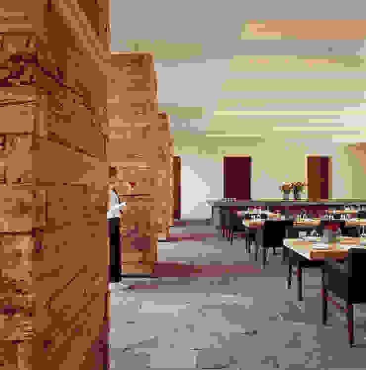 Hotel La Purificadora Comedores modernos de Serrano Monjaraz Arquitectos Moderno