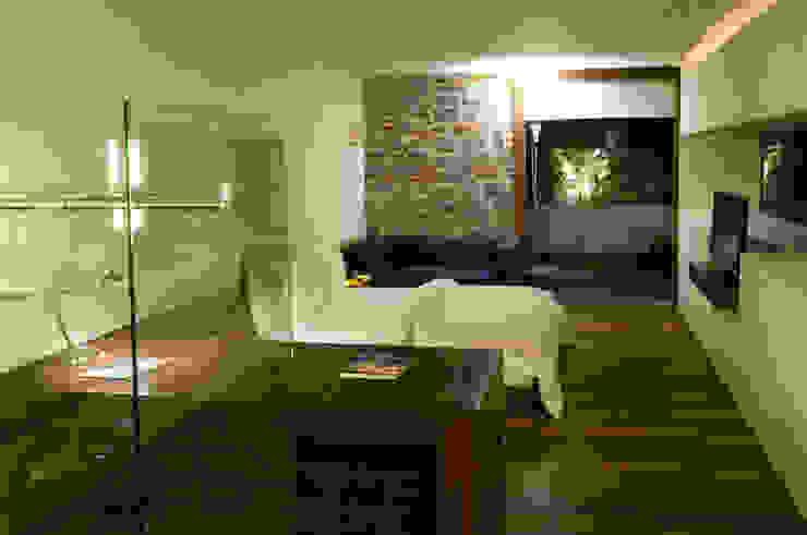 Hotel La Purificadora Dormitorios modernos de Serrano Monjaraz Arquitectos Moderno