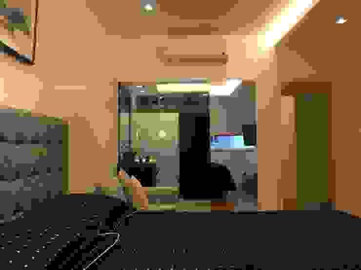 Moderne Badezimmer von Carlos Salles Arquitetura e Interiores Modern