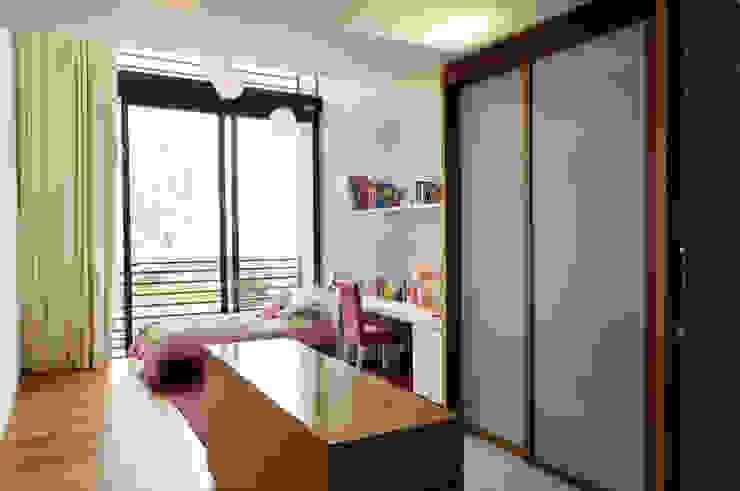 Dormitorios de estilo moderno de Serrano Monjaraz Arquitectos Moderno