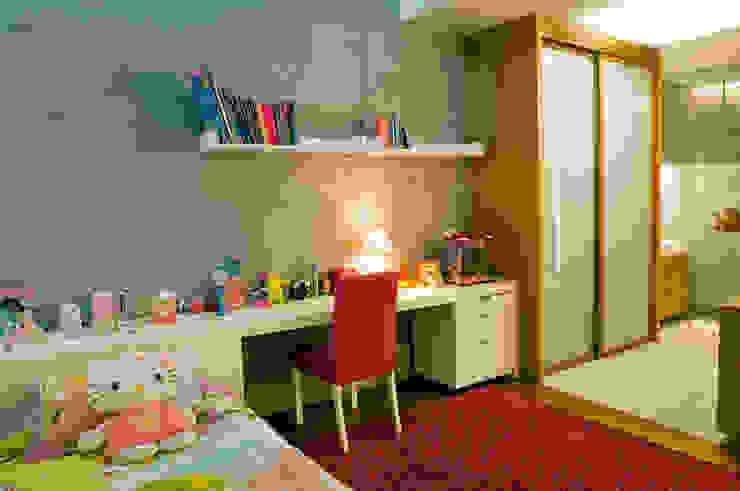 Casa LB Dormitorios infantiles modernos de Serrano Monjaraz Arquitectos Moderno