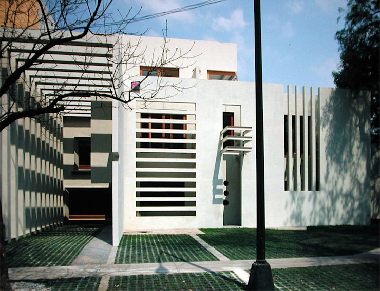 Corporativo Tres Picos Casas modernas de Serrano Monjaraz Arquitectos Moderno