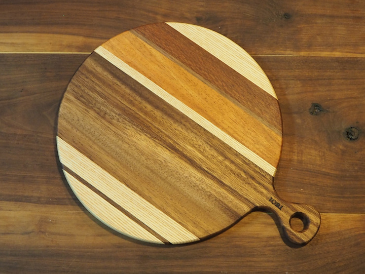 Rond due: IORIが手掛けた折衷的なです。,オリジナル 木 木目調