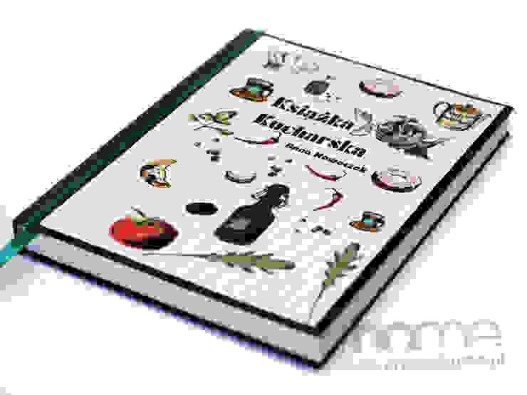 Własna książka kucharska od ArchonHome.pl Nowoczesny