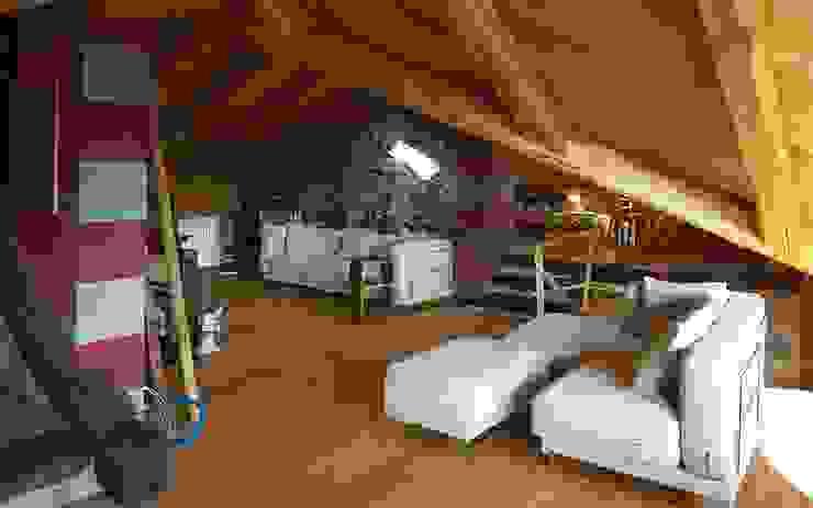 architetto Davide Fornero Living room
