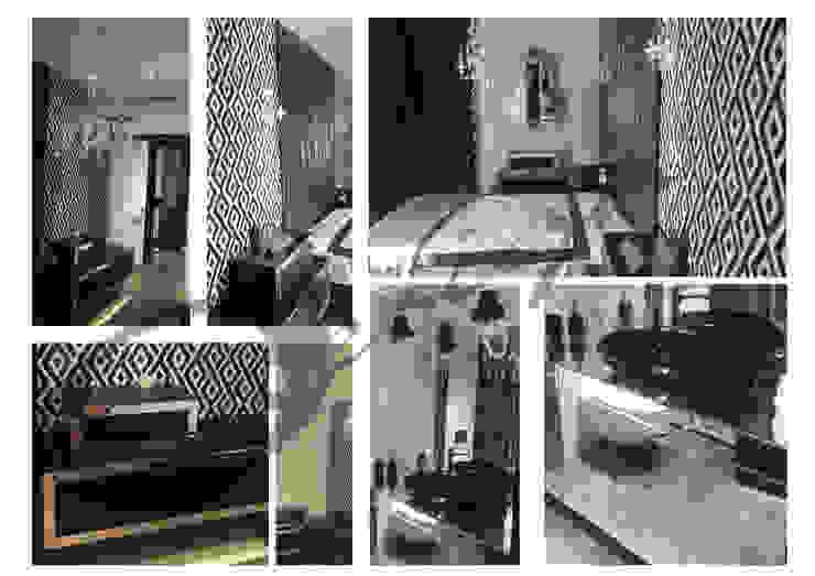 Projelerimizden kareler Modern Yatak Odası O Design Modern