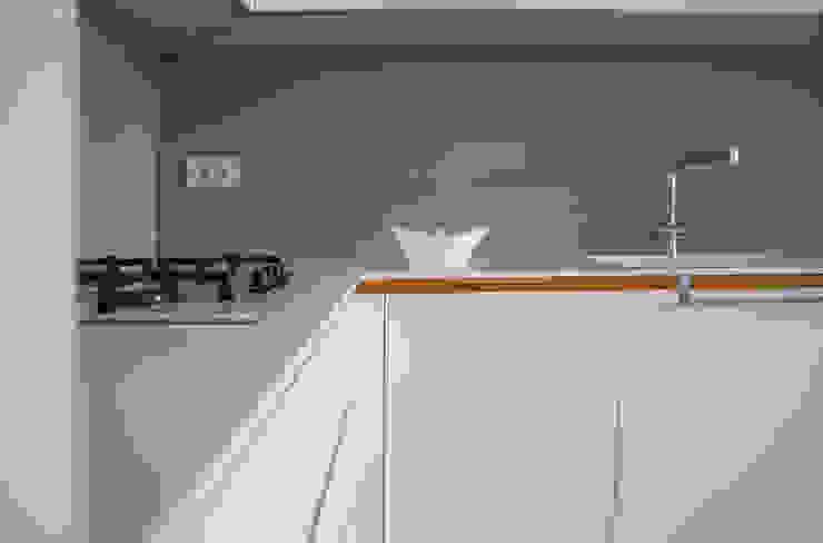 Cocinas de estilo  por Studio915, Mediterráneo