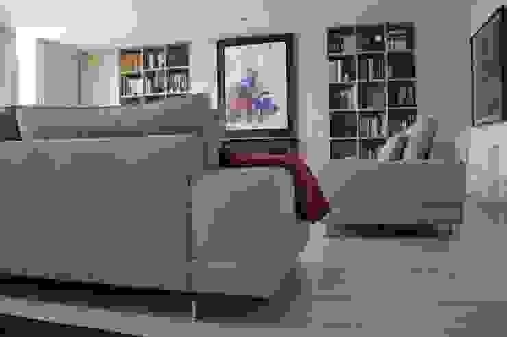 Decoração Moradia_Porto por Cantos da Casa interiores&mobiliário Moderno Têxtil Ambar/dourado