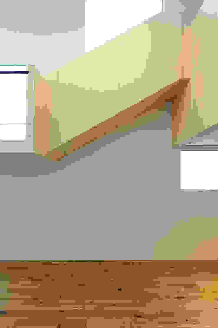 スベリ台のある家 オリジナルデザインの ダイニング の 一級建築士事務所 Atelier Casa オリジナル 木 木目調
