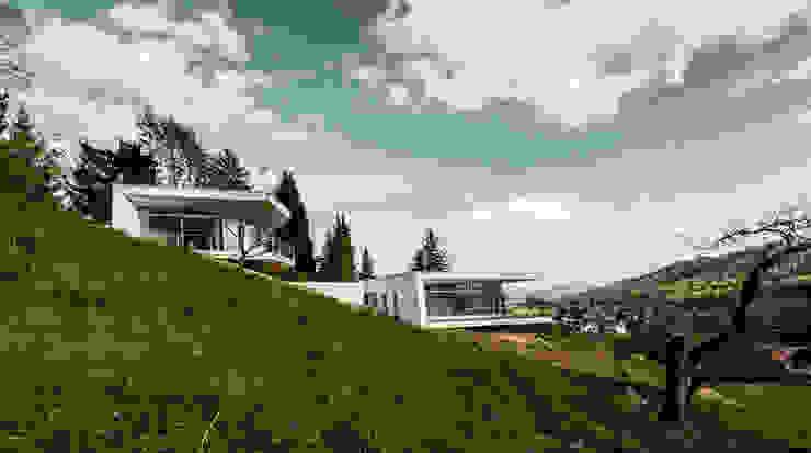Villas 2B Minimalistische Häuser von LOVE architecture and urbanism Minimalistisch