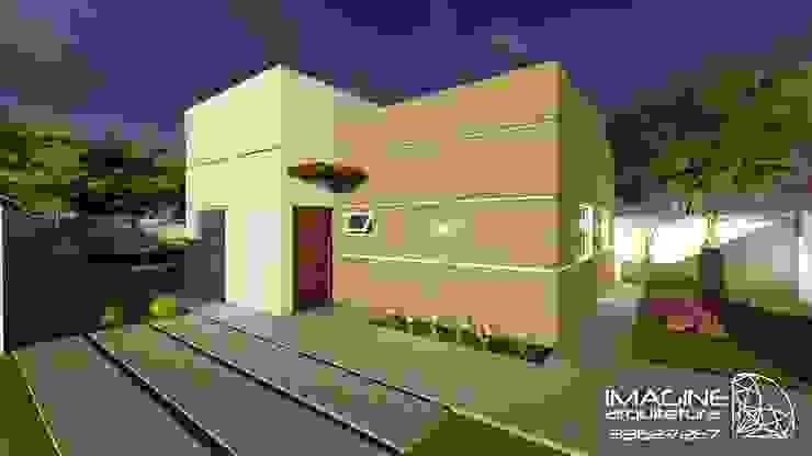 Residencia Unifamiliar por Imagine Arquitetura
