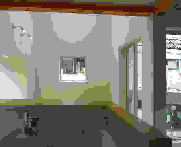 八幡山の二世帯住宅 モダンな キッチン の アトリエハコ建築設計事務所/atelier HAKO architects モダン