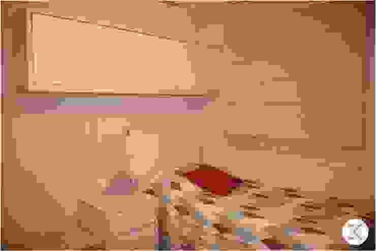 Projeto Auge Home Resort Quarto infantil moderno por Coppini & Khauam Arquitetura e Interiores Moderno