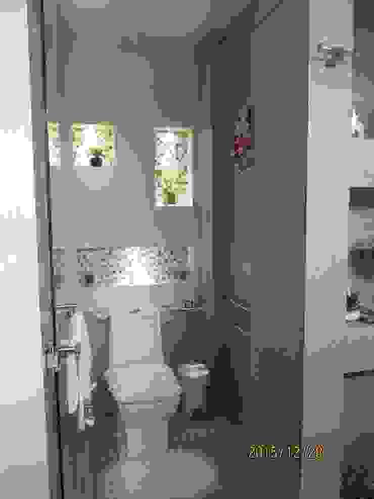 trabajos Baños clásicos de Obras y reformas de vivienda,proyectos de arquitectura en Tabasco. Clásico