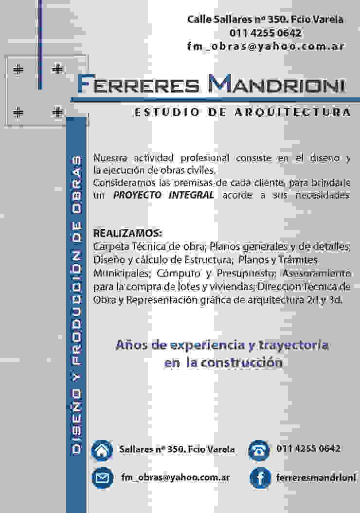 NOSOTROS de Ferreres & Mandrioni