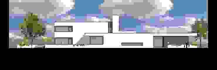 coverfoto Minimalistische huizen van FWP architectuur BV Minimalistisch Beton