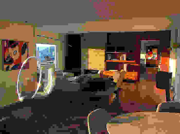 Private Flat, Liege Axia Salon moderne