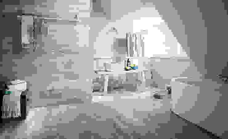 Pavimenti e Rivestimenti Bagno in stile classico di mavela marmi snc Classico