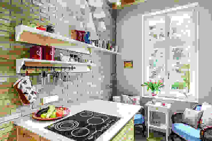 kuchnia Klasyczna kuchnia od Gzowska&Ossowska Pracownie Architektury Wnętrz Klasyczny